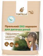Пральний порошок для машинного та ручного прання TORTILLA Еко для дитячих речей 8 кг