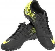 Футбольні бутси   Nike  BOMBAX TF 826486-007   р. 8  чорний