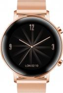 Смарт-часы Huawei Watch GT 2 Elegant Edition 42 mm Refined gold (55024610)