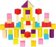 Кубики Bino у відри 50 шт 84204