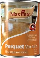 Лак высококачественный паркетный Maxima полумат бесцветный 0,75 л
