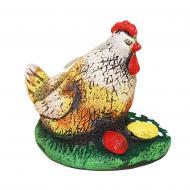 Свічка Великодня курочка на гнізді Pako-If