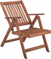 Крісло дерев'яне розкладне 872 86x58x84 см