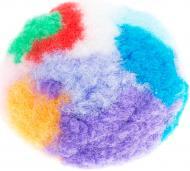 Іграшка для котів Lilli Pet Пухнастий м'яч d4 см 20-7403