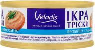 Ікра тріски пробійна 100г Veladis