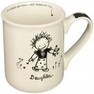Чашка Дочь 450 мл 62002 Enesco