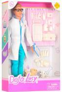 Лялька Defa 8346B лікар аксесуари