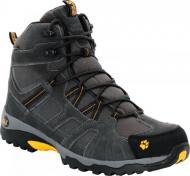Черевики Jack Wolfskin Vojo Hike Mid Texapore Men р. 44 сірий 4011361-3800