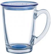 Чашка с крышкой New Morning Blue 320мл Luminarc