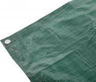 Тент універсальний Extra 3х4 м зелений
