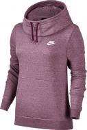 Джемпер Nike W NSW FNL FLC 853928-515 р. S фиолетовый