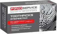 Зубочистки дерев'яні PROservice 1000 шт.