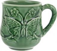 Чашка Бабочка 300 мл 672-148 Bordallo Pinheiro