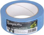 Стрічка малярна Tempo 40 м х 38 мм