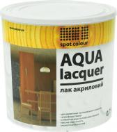 Лак акриловий Aqua Lacquer Spot Colour напівглянець 0.75 л