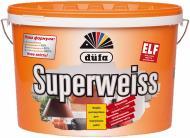 Краска Dufa Superweiss D4 белый 10л