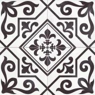 Плитка PERONDA Ayala Black 45,2x45,2