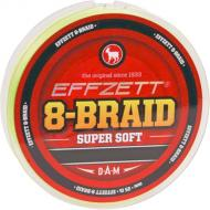 Шнур  DAM Effzett 8-Braid 125м 0.1мм 6.8кг 3798010