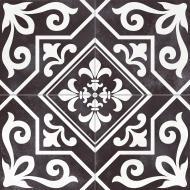 Плитка PERONDA Ayala Black Reverse 45,2x45,2