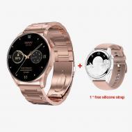 Смарт-часы DT No.1 watch 3  с тонометром Gold (SW0001DTW3G)