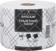Туалетний папір Origami Horeca відбілений 65 м двошаровий 1 шт.