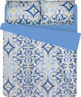Комплект постільної білизни Арабеска 2 різнокольоровий Ibodo