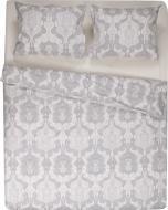 Комплект постільної білизни Damaska 2 різнокольоровий Ibodo