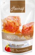 Мыло жидкое Нектар Мед с молоком doy-pack 500 мл