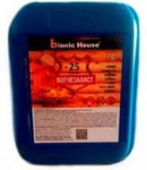 Огнебиозащита Bionic House БС-13 готовый раствор бесцветный 10 кг