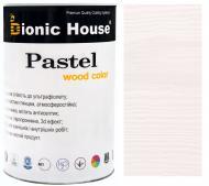 Краска Bionic House укрывная Pastel Wood Color Р201 арктик шелковистый глянец 0,8 л