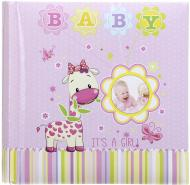 Фотоальбом 10x15x200 BKM46200 Baby pink EVG
