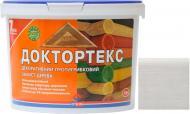 Лазурь ІРКОМ Доктортекс ИР-013 белый шелковистый мат 10 л