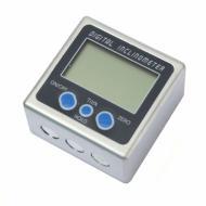 Угломер электронный магнитный ВТВ, уровень, транспортир, инклинометр