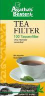 Фільтр-пакет для заварювання чаю білий Чайна країна 0,3л 100 шт. (4003203410641)