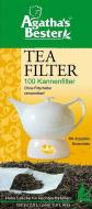 Фільтр-пакет для заварювання чаю білий Чайна країна 2 л 100 шт. (4003203410696)