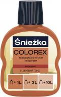 Пигмент Sniezka Colorex орех средний 100 мл