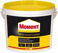 Клей для лінолеуму та ковроліну Момент 14 кг