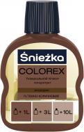 Пигмент Sniezka Colorex темно-коричневый 100 мл