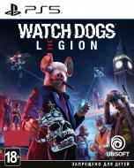 Гра Sony Watch Dogs Legion Blu-Ray диск (PS5)