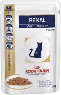 Корм для котів RENAL CHICKEN FELINE (Ренал віз Чікен Фелін ), пауч, 85 г