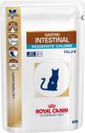 Корм для кішок при порушенні травлення Royal Canin Gastro Instestinal Moderate Calorie Feline (Гастроінте