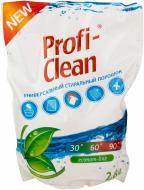 Пральний порошок для машинного та ручного прання Profi-Clean універсальний 2,8 кг