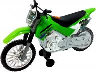 Мотоцикл Toy State Kawasaki KLX 140 Moto-Cross Bike 25 см 33412
