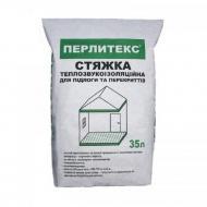 Стяжка Перлітекс теплозвукоізоляційна для підлоги та перекриттів 35 л