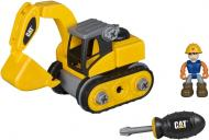 Конструктор Toy State Екскаватор Machine Maker CAT 80903