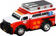 Рятувальна техніка Toy State Швидка допомога зі світлом і звуком 13 см 34515