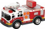 Рятувальна техніка Toy State Пожежна машина зі світлом і звуком 13 см 34513