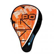 Чехол для ракетки Donic Classic Cover New Black-Orange (hub_KImK95274)