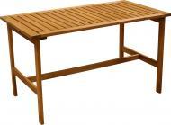 Стіл дерев'яний розбірний 70x120 см бук