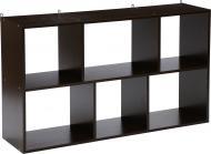 Надбудова столу венге темний